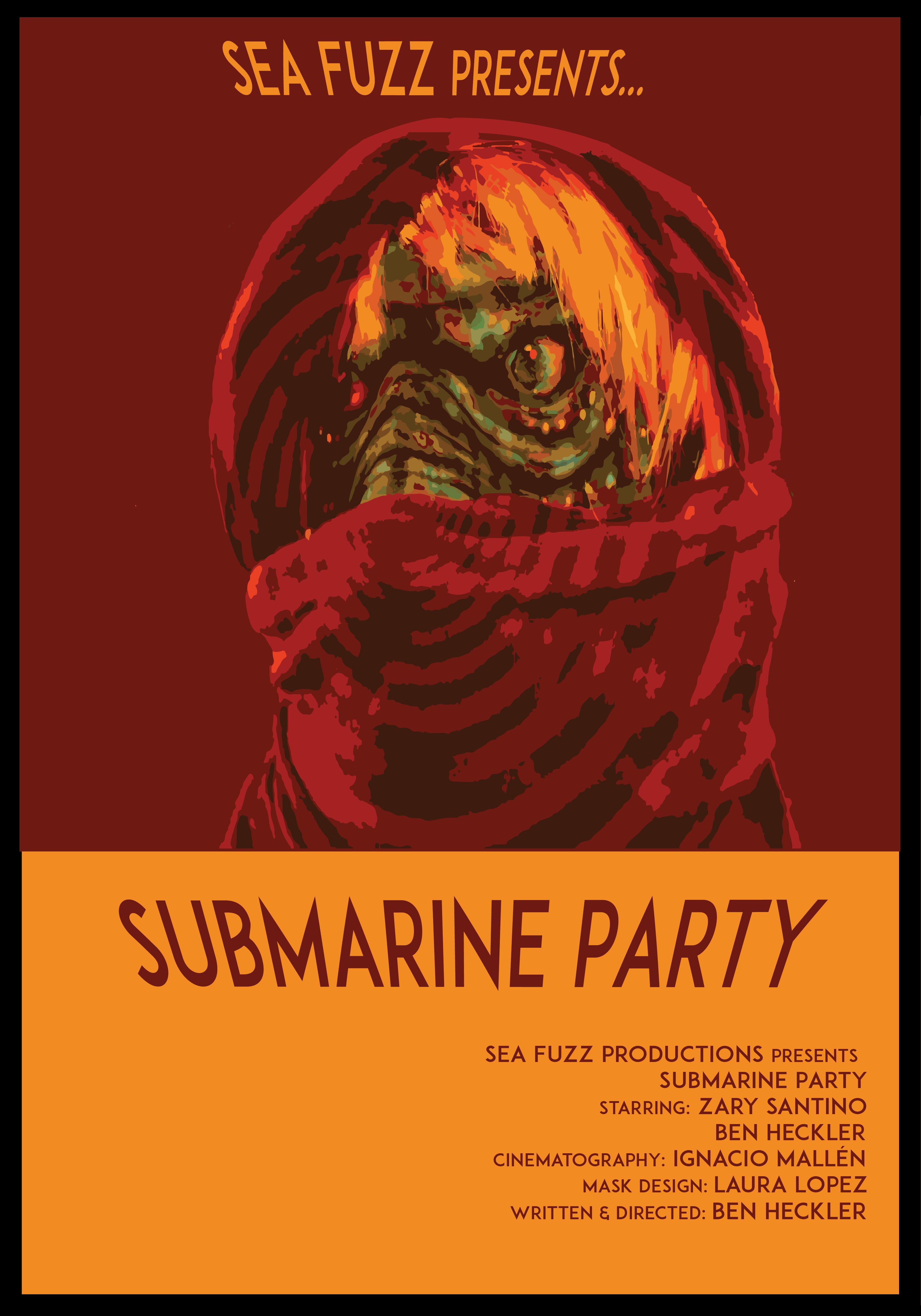 Submarine Party - Sea Fuzz