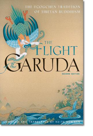 flight of the garuda